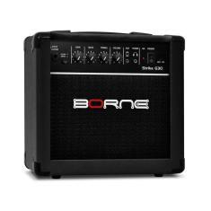 Imagem de Amplificador Cubo Para Guitarra Strike G30 15W -  Borne