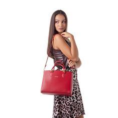 Imagem de Bolsa Com Carteira Grande Dhaffy, Alça de Mão e Transversal   feminino