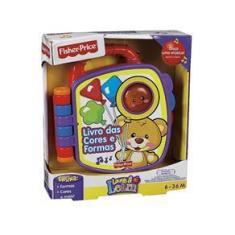 Imagem de Livrinho Aprender E Brincar - Cores E Formas Mattel