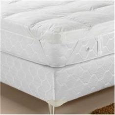 Imagem de Pillow Top 100% Pluma De Ganso King 193X203 Plumasul