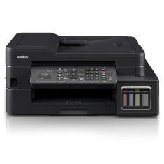 Impressora Multifuncional Brother MFC-T910DW Tanque de Tinta Colorida Sem Fio