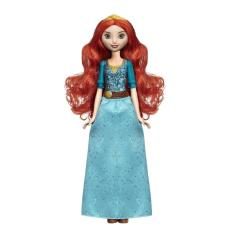 Imagem de Boneca Princesas Disney Royal Shimmer Merida Hasbro