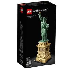 Imagem de 21042 - LEGO Architecture - Estatua da Liberdade