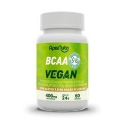 BCAA VEGANO 60 CAPS 400mg - DNA VERDE