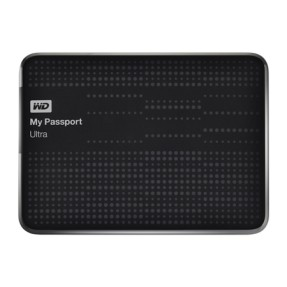 HD Externo Portátil Western Digital My Passport Ultra WDBZFP0010BBK 1 TB