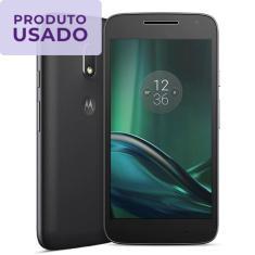 Smartphone Motorola Moto G G4 Play Usado 16GB Android