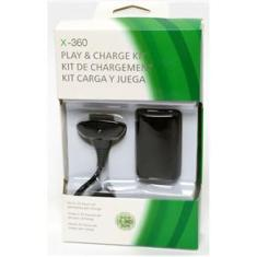 Imagem de Xbox 360 Slim Bateria Com Carregador Para Controle