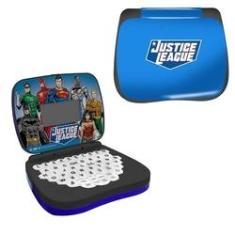 Imagem de Laptop Infantil Bilíngue DC Liga da Justiça Candide 9620