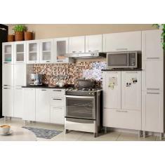 Imagem de Cozinha Completa 3 Gavetas 20 Portas Multipla Bertolini