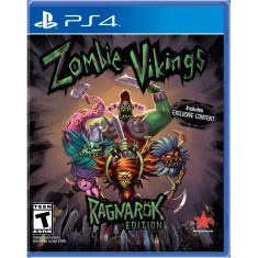 Jogo Zombie Vikings PS4 Rising Star Games