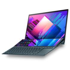 "Imagem de Notebook Asus Zenbook Pro Duo UX482EG Intel Core i7 1165G7 14"" 16GB SSD 2 TB GeForce MX450 Touchscreen"