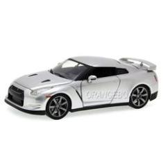 Imagem de Brian s Nissan GTR R35 Velozes e Furiosos 7 Jada Toys 1:24 Prata