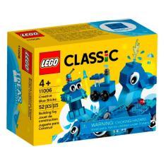 Imagem de 11006 Lego Classic - Peças Azuis Criativas