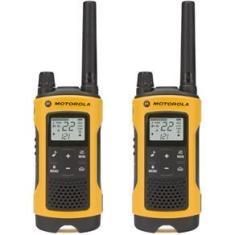 Imagem de Radio Comunicador Motorola Walk Talk T400mc 2 Radios 30 Km de Alcance Recarregável -