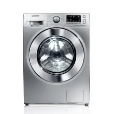 Lava e Seca Samsung 10,2kg Eco Bubble WD10M44530S Água Quente