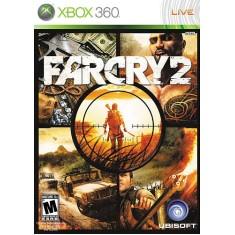 Jogo Far Cry 2 Xbox 360 Ubisoft