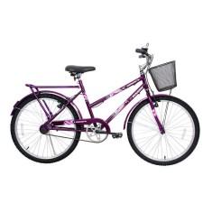 Bicicleta Cairu Aro 26 Freio V-Brake Genova
