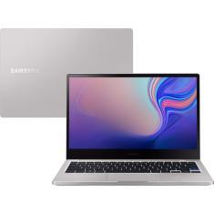 "Notebook Samsung Style S51 NP730XBE Intel Core i3 8145U 13,3"" 4GB SSD 256 GB 8ª Geração"