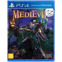 Jogo Medievil Remastered PS4 OEM