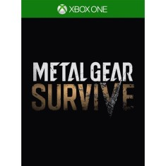 Jogo Metal Gear Solid Survive Xbox One Konami