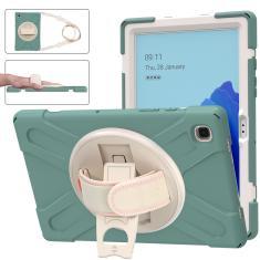 Imagem de Crianças à prova de choque seguro Silicon Stand Ombro Strap Tablet tampa para Samsung Galaxy Tab A7 10.4 2020 SM-T500 SM-T505 T507