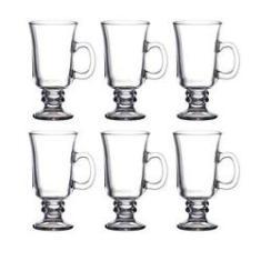 Imagem de Conjunto 6 Xícaras Irish Coffee Em Vidro 285Ml - Dynasty