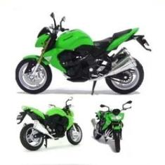 Imagem de Miniatura Moto Kawasaki 2007 Z 1000 Colecao Ferro 1/18 Welly