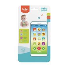 Imagem de Celular Infantil Baby Phone Emite Vários Sons Menino