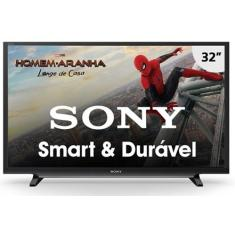 "Smart TV LED 32"" Sony KDL-32W655D/Z 2 HDMI LAN (Rede)"