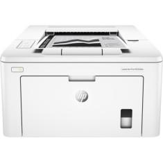 Impressora HP Laserjet Pro M203DW Laser Preto e Branco Sem Fio