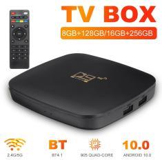 Imagem de Caixa de tv h10 max, android 10.0, 10, 4g, 64g, 2.4g, 5g, wi-fi, h313, 4k, 3d, receptor de tv,