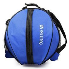 Imagem de bolsa de futebol, Baugger Bola esportiva bolsa redonda Bolsa de ombro para basquete Bola de futebol Futebol Voleibol Bolsa de transporte Bolsa de viagem masculina e feminina