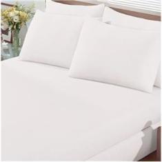 Imagem de Lençol de Elástico Malha Casal Basic  - Bouton Cotton