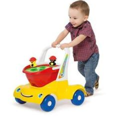 Imagem de Andador Bebe Passeio Didatico Merco Toys Unidade