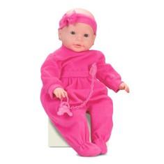 Imagem de Boneca Bebê Mania Xixi Roma Brinquedos