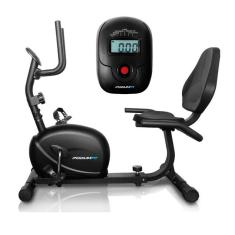 Bicicleta Ergométrica Horizontal Residencial H100 - Podiumfit