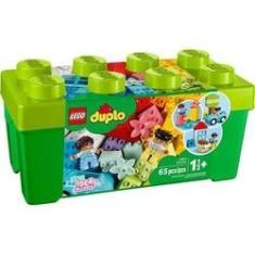 Imagem de Lego Duplo Caixa Média De Peças 10913 Pronta Entrega