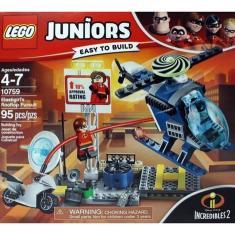 Imagem de Lego Juniors 10759 - Elastigirl's Rooftop Pursuit