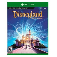 Jogo Disneyland Adventures Xbox One Asobo Studio
