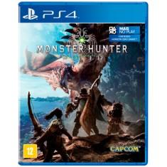 Imagem de Jogo Monster Hunter World PS4 Capcom