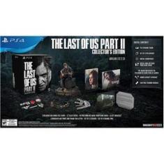 Imagem de The Last of Us Part II Collectors Edition - PS4