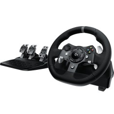 Volante Xbox One PC G920 Driving Force - Logitech