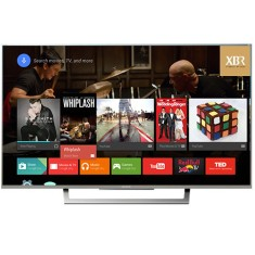 "Smart TV TV LED 49"" Sony 4K HDR Netflix XBR-49X835D 4 HDMI"
