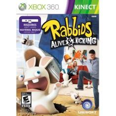 Jogo Rabbids Alive & Kicking Xbox 360 Ubisoft