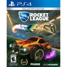Jogo Rocket League PS4 505 Games