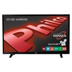 "Smart TV TV LED 55"" Philco Full HD PH55E20DSGWA 3 HDMI"