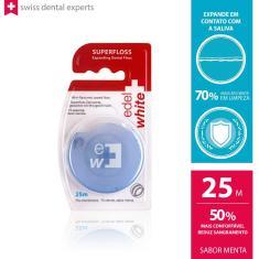 Imagem de Fio Dental Edel White Expanding Superfloss 25m