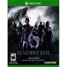 Jogo Resident Evil 6 Xbox One Capcom