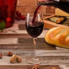 Imagem de Jogo de Taças de Vinho Tinto Galileo Bormioli de Vidro com 2 Peças 385 ml