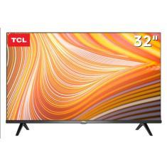 """Smart TV LED 32"""" TCL HDR 32S615 2 HDMI"""